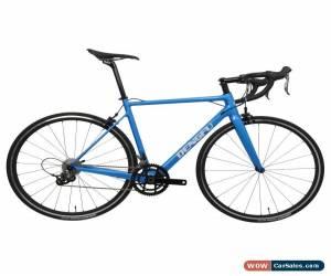 Classic 700C Full Carbon Road Bicycle 11s frameset Wheelset Fork V brake Blue Bike 48cm for Sale