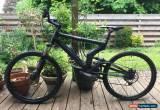 Classic Mountain Bike Carbon Fibre Scott Strike Team 26 Inch Full Suspension for Sale