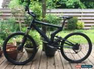Mountain Bike Carbon Fibre Scott Strike Team 26 Inch Full Suspension for Sale