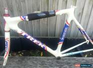 Iconic Trek Usps Carbon Oclv Frameset-2000 for Sale