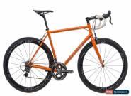 2016 Fairdale Goodship Road Bike 56cm Large Steel Shimano Dura-Ace Ultegra for Sale