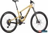 Classic Santa Cruz 2018 Nomad C S Mens Mountain Bike - Tan for Sale
