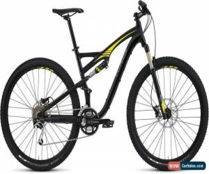Classic 2012 Specialized Camber 29 Full Suspension Mountain Bike Small NEW OLD STOCK for Sale