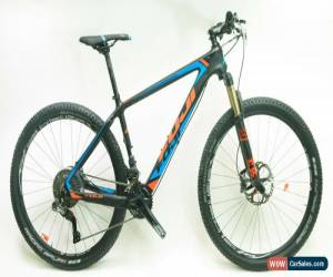 "Classic 2016 15"" Fuji SLM 1.1 Di2 27.5"" Hardtail Carbon Fiber Mountain Bike XTR 11s NEW for Sale"