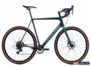 2018 Cannondale SuperX Apex 1 Cyclocross Bike 61cm XL Carbon SRAM Apex 1 11s for Sale