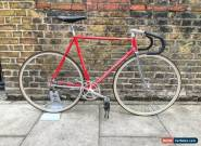 Colnago master pista Gilco Tubing Campagnolo Sheriff Star 3ttt Fixie Fixed Gear for Sale