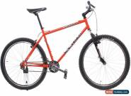 "USED 2001 Kona Lava Dome 19"" Steel Single Speed Mountain Bike 26"" Hardtail for Sale"