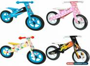 boppi - Children's Wooden Trainer Running Balance Bikes 2-5 Years for Sale
