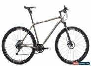 "2011 Lynskey Ridgeline Mountain Bike X-Large 29"" Titanium Shimano XT 10s MRP for Sale"