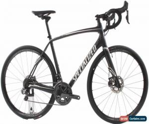 Classic USED 2016 Specialized Roubaix SL4 Expert Disc 56cm Carbon Road Bike Ultegra Di2 for Sale