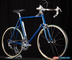 Classic Vintage 1974 Woodrup Size 62 Steel L'Eroica Road Bicycle Campagnolo Record for Sale