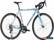 USED 2014 Focus Mares 54cm Carbon Cyclocross Gravel Bike Shimano Ultegra 2x10 for Sale
