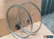 Bmx old school 1985 J.C rims KT hubs for Sale