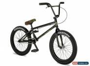 "New 2019 Eastern 20"" BMX Traildigger Bicycle Freestyle Bike 3 Piece Crank Black for Sale"