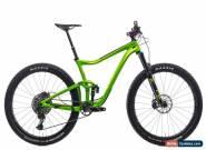 "2019 Giant Trance Pro 29"" 1 Mountain Bike Large Carbon SRAM GX Eagle 12s Fox for Sale"