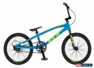 GT 2019 Speed Series Pro BMX Race Bike Cyan with Hydraulic Disc Brake Racing for Sale
