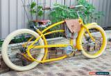 Classic Basman LUNA Project 346 limited edition Dutch NL stretch cruiser bobber chopper for Sale