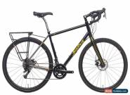 2016 Salsa Vaya Ti Gravel/Adventure Bike 57cm Titanium SRAM X0 10s HED Belgium+ for Sale