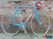 VINTAGE ROAD BIKE BY RAPHAEL GEMINIANI. FULLY RESTORED - RARE ITALIAN MODEL for Sale