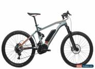 "2018 Izip E3 Peak DS Mountain E-Bike Large 27.5"" Alloy SRAM NX 11s Bosch for Sale"