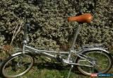 Classic AS NEW DAHON HELIOS XL FOLDABLE BIKE - ALUMINIUM, the ultimate luxury city bike for Sale
