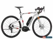 2018 Haibike XDURO Race S 6.0 Road E-Bike Small Aluminum SRAM Rival 1 DT Swiss for Sale
