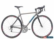 1997 Dean El Diente CTI Road Bike 49cm Titanium Shimano Ultegra 6500 9s Velomax for Sale