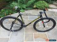 Colnago Carbon C40-Frame & Wheels (Fulcrum Racing Speed Carbon) Free Shipping!!! for Sale