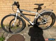 Islabikes Beinn 29er LARGE Bike White Inc Mudguards, Rear Rack, Bottle Cage for Sale