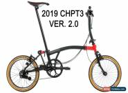 New CHPT3 VER 2.0 2019 Brompton folding bike in original box for Sale