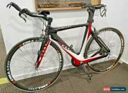 "CELL BEAST SUPERLIGHT CARBON FRAME ROAD BIKE 22.5"" FRAME WITH SHIMANO + ULTEGRA  for Sale"