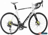 USED 2017 Cervelo S3 Disc Ultegra Carbon Road Bike 56cm 11 speed White/Black for Sale