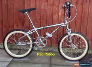 VDC BMX Pre Production Free Agent Freeflite Freestyler 84 Hutch Woody Itson for Sale