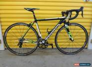 ROADBIKE CANNONDALE CAAD 10.105 GROUP.ALLOY/CARBON.SUPERLIGHT/FAST HARDLYUSED.51 for Sale