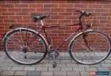 Classic VGC touring bike 50cm Bianchi Spillo 898 Cr-Mo steel fork Mavic T236 Shimano STX for Sale