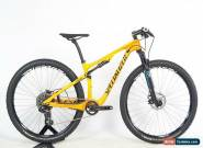 Free Shipping SPECIALIZED S-WORKS EPIC Carbon Mountain Bike Orange Pre-owned for Sale