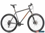 "2013 Kona Unit Mountain Bike 22in 29"" Steel SRAM X0 RockShox DT Swiss for Sale"