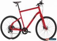 USED 2018 Ghost Square Speedline 8.8 XL Aluminum Hybrid Bike SRAM Apex 1x11 Red for Sale