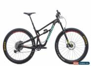 "2017 Santa Cruz Hightower CC Mountain Bike Medium 29"" Carbon SRAM X01 Eagle 12s for Sale"