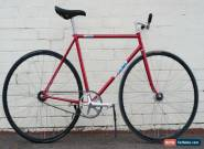 Rap Round Breeze NJS Track Bike Fixie Fixed Gear Bicycle Red Japanese for Sale