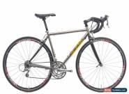 1997 Dean El Diente CTI Road Bike 53cm Titanium Shimano Ultegra 6500 Velomax for Sale