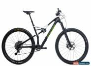 """2017 Specialized Stumpjumper FSR Comp Mountain Bike Large 29"""" SRAM X1 11s Roval for Sale"""