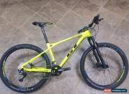 NEW GT ZASKAR  CARBON ELITE ,MOUNTAIN BIKE MTB,SLX ROCKSHOX , list 2900! for Sale