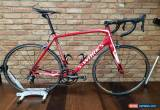 Classic Specialized S-works Tarmac Sl4 Red 58cm Frame only  for Sale