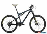 2017 Scott Contessa Genius 700 Womens Mountain Bike Large Carbon Shimano XT 11s for Sale