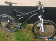 "Titus Racer-X 2009 23"" full dual suspension light mountain bike cycle MTBR 4.8/5 for Sale"