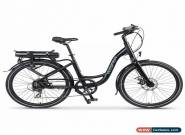 Wisper 705 SE Step-Through e-Bike / Hybrid City Electric Cycle - Black - 375Wh for Sale