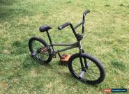 Heresy Ascend Flatland BMX Top Of The Line for Sale