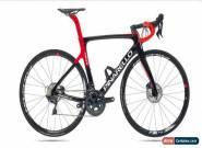 Pinarello 2019 Prince Ultegra Disk Brake Carbon Race Size 53 Color 718 BLK Red for Sale
