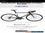 Argon 18 Nitrogen Di2 Shimano Ultegra for Sale